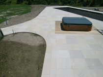 outside project / pool - Style with Tile Ltd