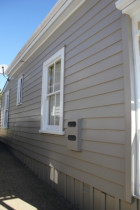 Exterior Restoration: after completed by Superior Painting Services