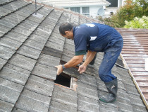 Tile Repairs - Supreme Roofing Ltd - We can replace all broken, cracked, chipped and defective tiles.
