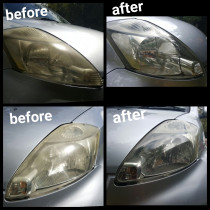 Say Goodbye To Yellow Headlights - Oxidised and foggy headlights can be restored to crystal clear quality