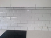 Bevelled 20X10 subway by The Tiler