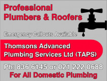 Taps Ltd - Our sign and logo