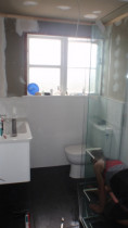 Gregs Renovation - old style bathroom turned into modern ensuite
