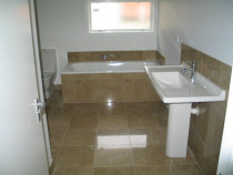 Bathroom renovations - Bathroom renovations including tiling.We supply a complete bathroom renovation service - start to finish. The variations are endless with the variety of tiles available today