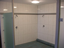 Squash Club  Showers by Tile Technix Ltd - Tilers