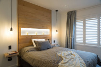Bedroom Lighting by TopMark Electrical - Bedroom lighting installed by TopMark Electrical