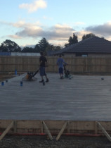 House slab - TQ Concrete Placers