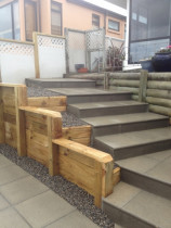 Staircase - TQ Concrete Placers