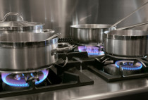 Domestic & Commercial Gas Cooker Installations & Repairs call Tradelink Plumbing & Gas Ltd