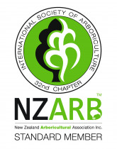 Qualified arborists at Treespecs - We are members of the nz arb association because we care about your trees .