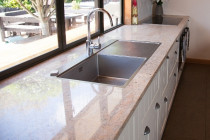 Kitchen Contours - Sand Granite