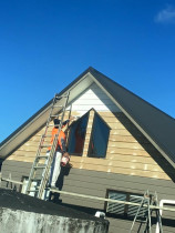 Exterior painting - Stripping and painting of an exterior by TT Quality Services