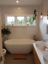 Urban Edge Construction - Bathroom Renovation