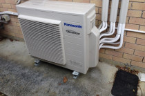Multisplit Outdoor Unit - Vincent Install Ltd - This shows a Multisplit Outdoor Unit.