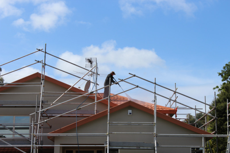 Roof Recoating Auckland Amp Decra Tiles Recoated