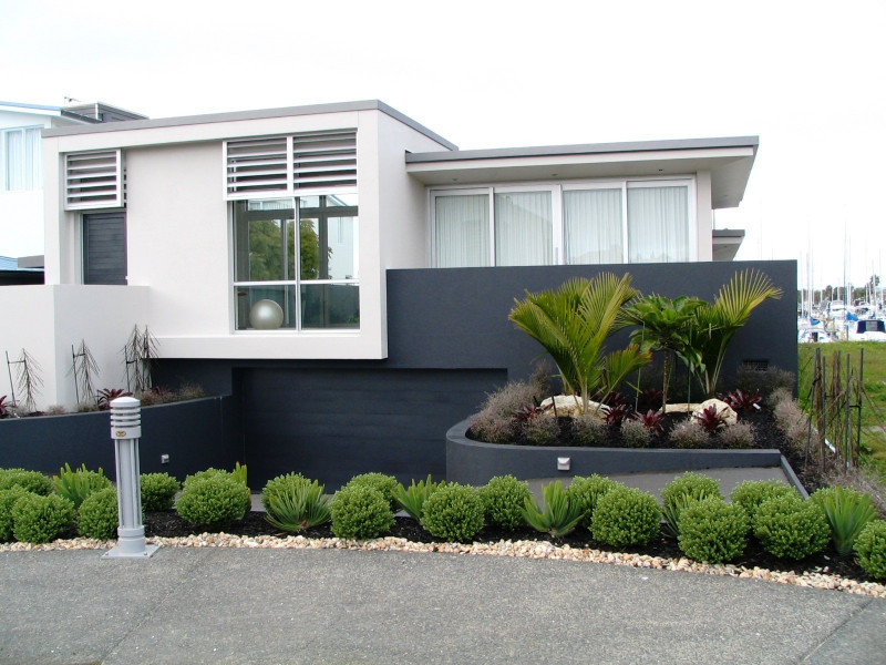Gardenplanz landscaping designers stanmore bay nocowboys for Landscaping jobs auckland