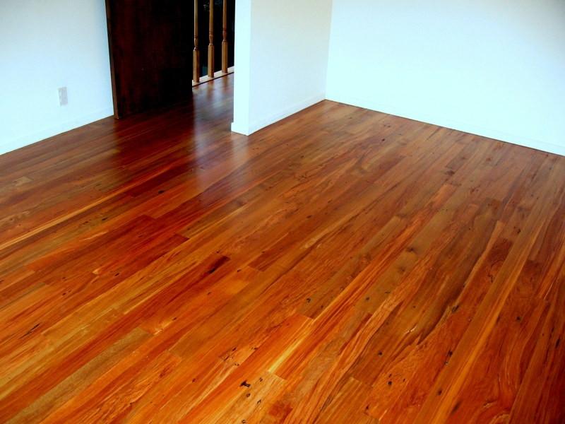 Oiled Floor