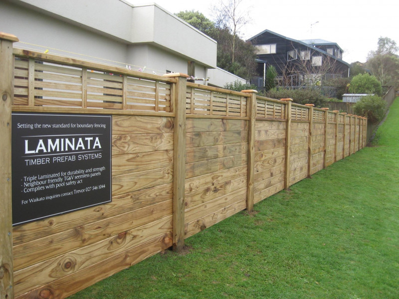 Laminata outdoor ltd supplies auckland central nocowboys for Auckland landscaping services ltd