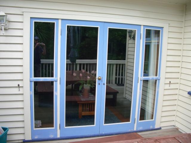 R b glass glazing double glazing petone nocowboys for French doors no glass