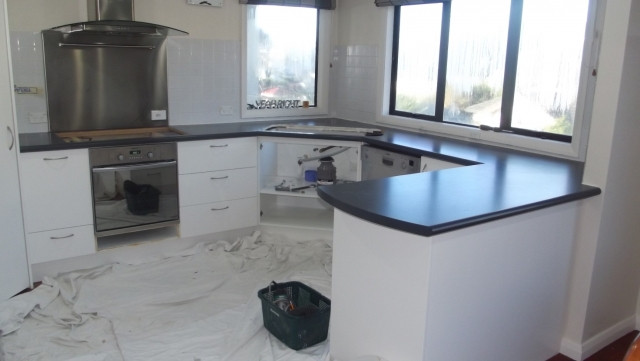 Superior Benchtop Solutions Ltd Kitchen Fittings Design Mairangi Bay Nocowboys