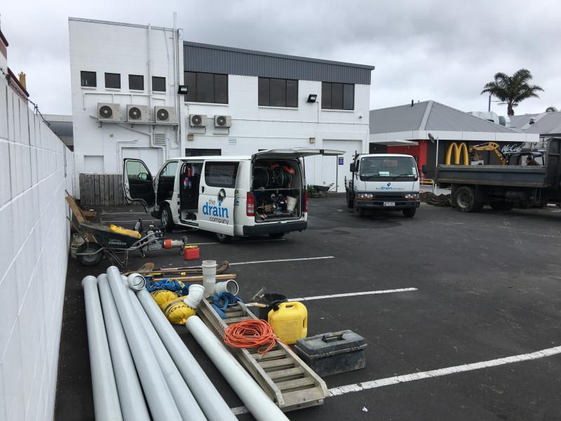 The Drain Company | Drain Unblocking Dairy Flat | NoCowboys