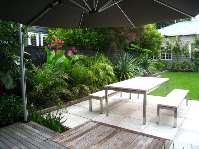 Kirsten sach landscape design landscaping services for Landscape design ideas nz
