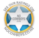 Read reviews from our customers on NoCowboys