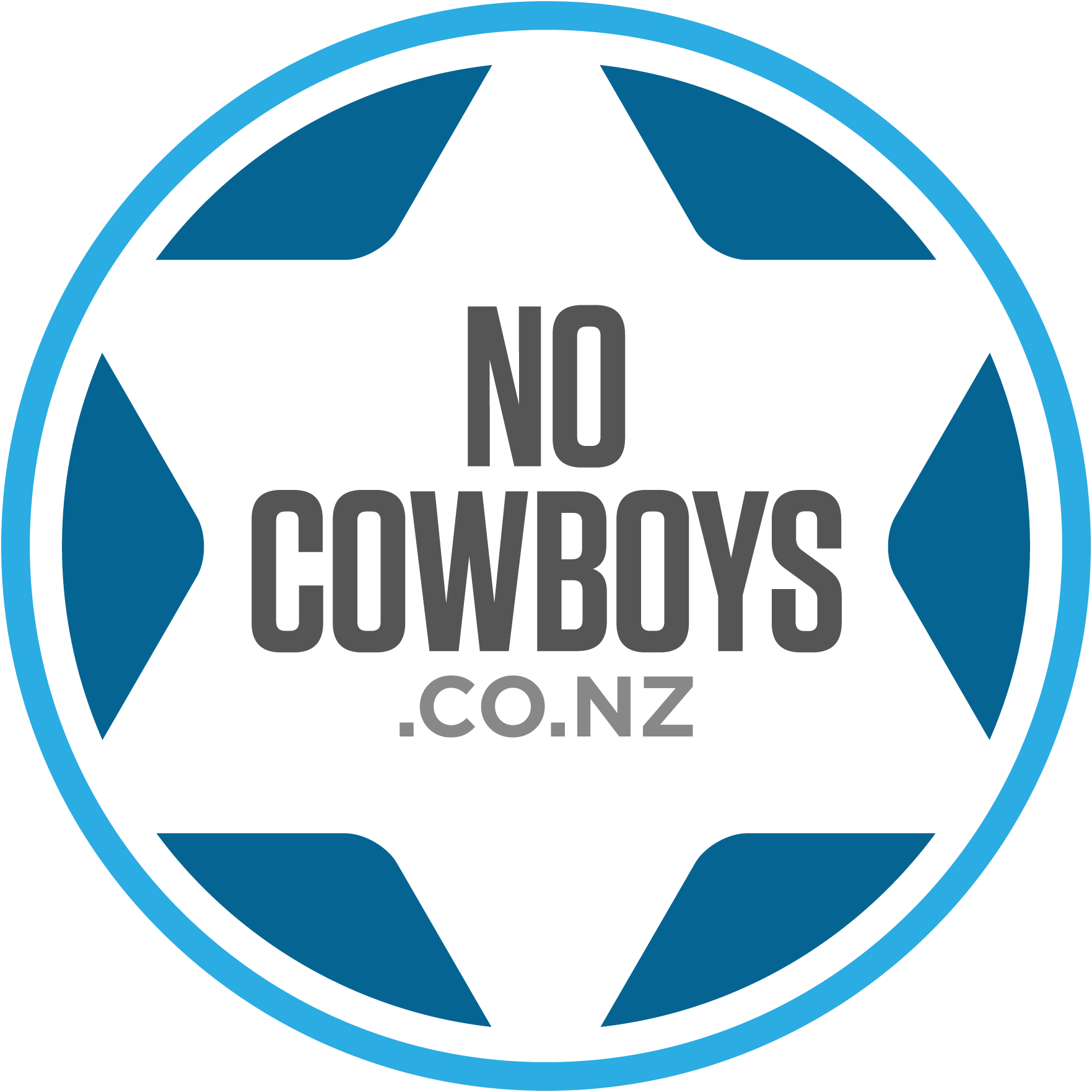 Sticker - NoCowboys.co.nz